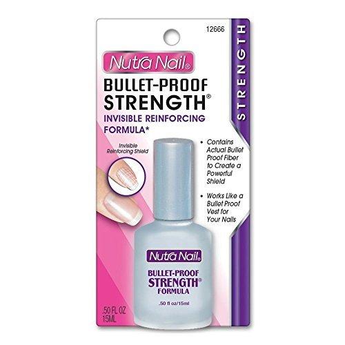 Nutra Nail 12666 Bulletproof Nail Strengthener (Pack of 3)