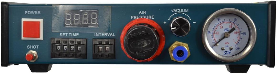 Glue And Fluid Precision Dispenser Vacuum Pullback APPLSRA105 SRA Solder Paste