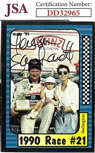 Teresa Earnhardt Signed Nascar 1991 Maxx Racing Trading Card 191 Jsa Hologram Dd32965 Autographed Nascar Cards At Amazon S Sports Collectibles Store Dei is owned by dale jr's stepmother, teresa earnhardt. teresa earnhardt signed nascar 1991