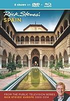 Rick Steves' Spain DVD & Blu-Ray 2000–2014