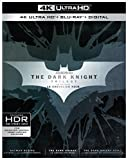 Image of Dark Knight Trilogy Collection (UHD/ BD/ BIL) (4K Ultra HD) [Blu-ray]