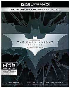 Dark Knight Trilogy Collection (UHD/ BD/ BIL) (4K Ultra HD) [Blu-ray]