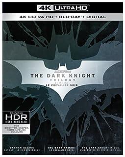 Dark Knight Trilogy Collection (UHD/BD/BIL) (4K Ultra HD) [Blu-ray] (B077CBVXYN) | Amazon Products