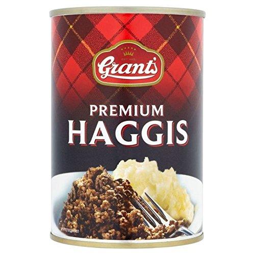 Grant's Premium Haggis 392g - Pack of 2