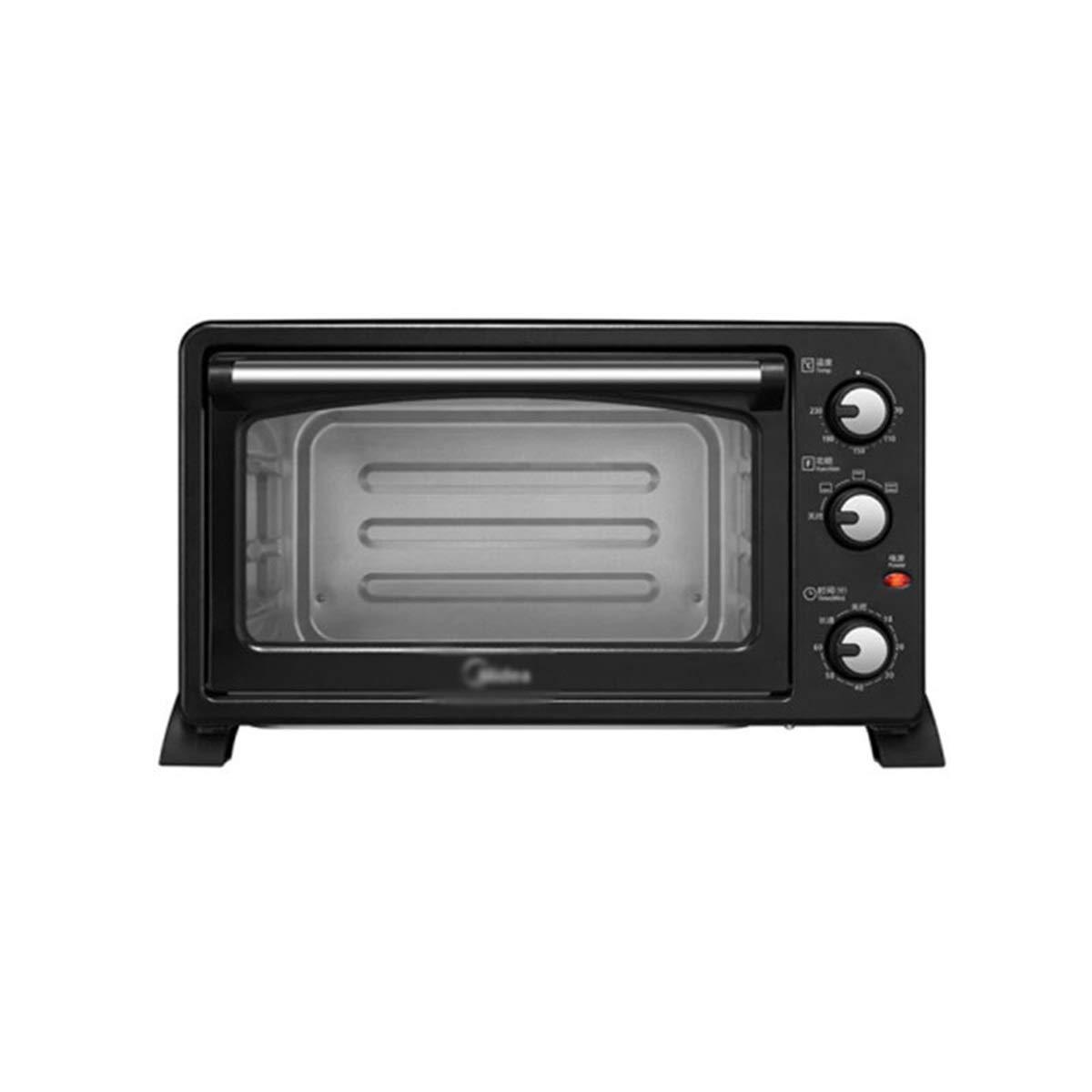 PANGU-ZC ミニオーブン - 電気オーブン家庭用ベーキング多機能オーブン4管加熱3D加熱オーブン -オーブン   B07Q28VVHH