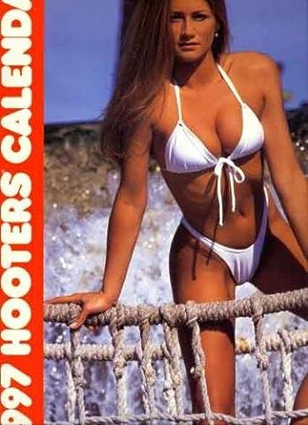 Hooters Restaurants 1997 Calendar - Hooters Calendar