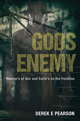 GODS Enemy (Preacher Spindrift Book 1) (English Edition) de [Pearson