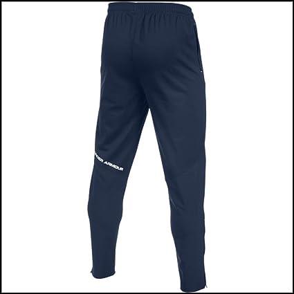 Under Armour Challenger Tech Pant Pantalones Deportivos, Hombre, Rojo (Risk Red), LG: Amazon.es: Deportes y aire libre