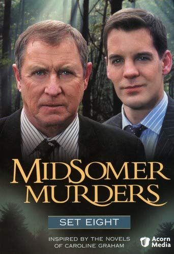 (Midsomer Murders: Set Eight (The Maid in Splendour / The Straw Woman / Ghosts of Christmas Past) )