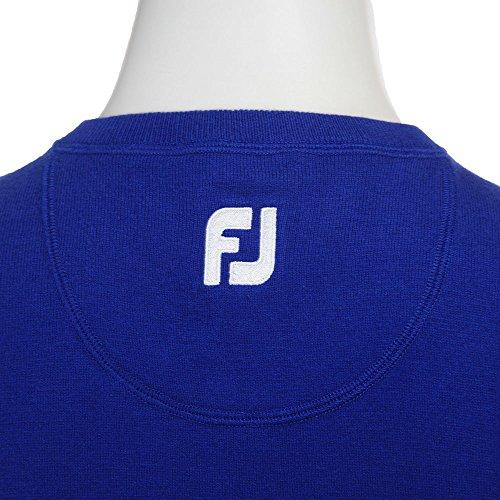 フットジョイ Foot Joy ベスト Vネックベスト FJ-S17-M56 ミッドナイトブルー XL