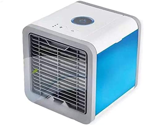 USB Aire Acondicionado portátil Refrigerador de Aire Ventilador de ...