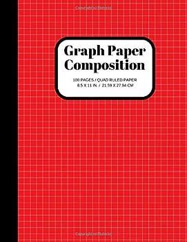 Joyful Journals 50 Sheets Simply Notebook Graph Paper