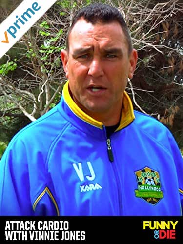 Attack Cardio with Vinnie Jones