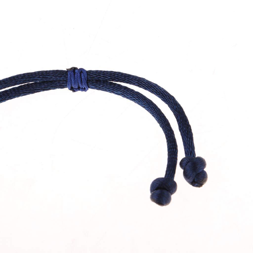 Dekoration Schl/üssel-Anh/änger B Baosity Knoten Quaste Anh/änger Quasten Troddel mit Perlen f/ür Lesezeichen DIY Zubeh/ör Blau Schmuck
