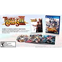 The Legend of Heroes: Trails of Cold Steel III for PlayStation 4 by NIS America