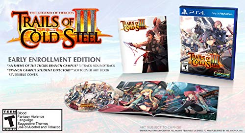 The Legend of Heroes: Trails of Cold Steel III - PlayStation 4