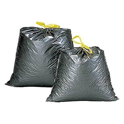 Genérico-Caja de 100 bolsas de basura de 50 litros, color ...