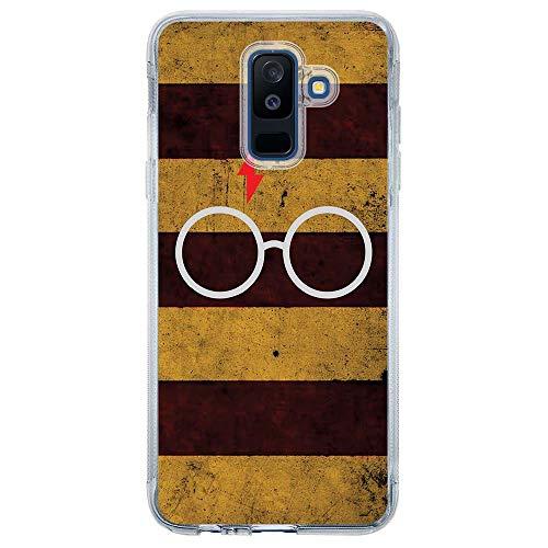 Capa Personalizada Samsung Galaxy A6 Plus A605 Harry Potter - TV03