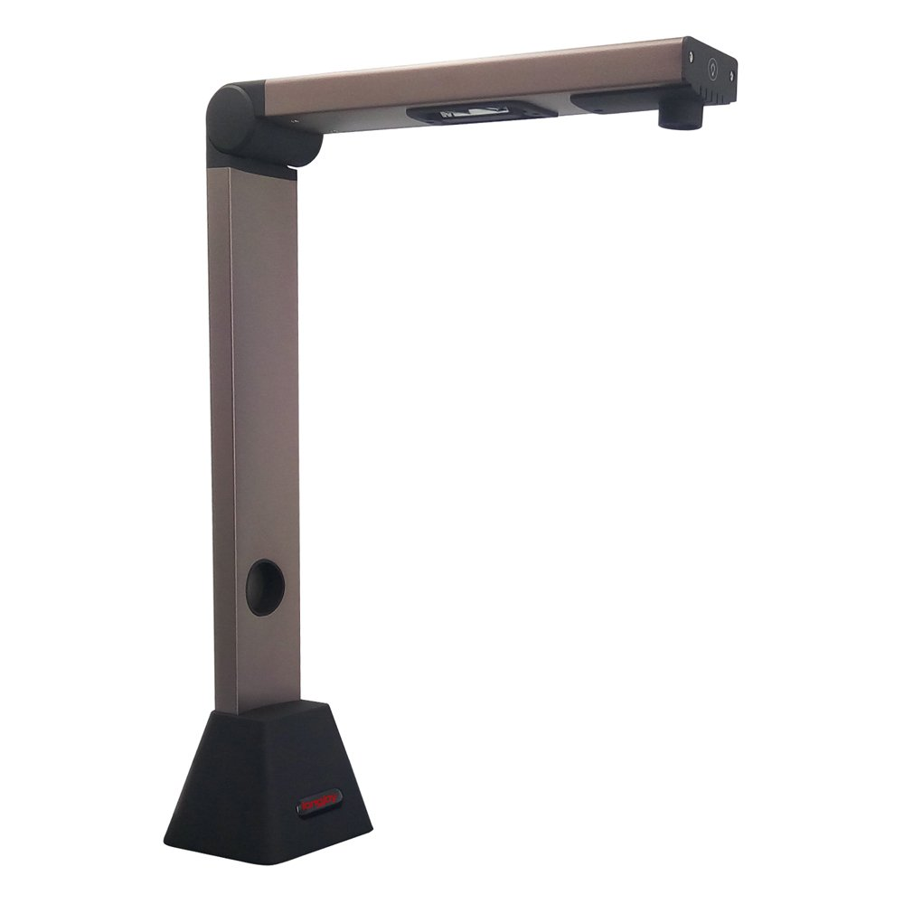 Longjoy Digital Portable Overhead USB Document Camera LV-3 series LV-3800 by Longjoy