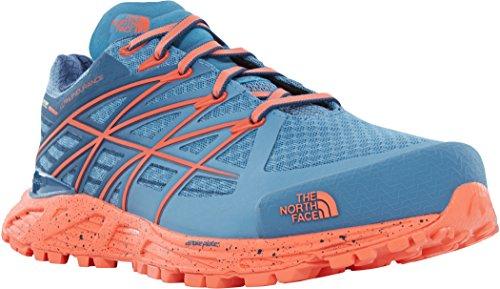 The North Face W Ultra Endurnce Gtx, Zapatillas de Senderismo para Mujer Azul (Provncialblu/Nasturtmorng)