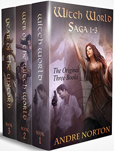 Witch World Saga 1-3: The Original Three Books (Race The Power Of An Illusion Part 2)