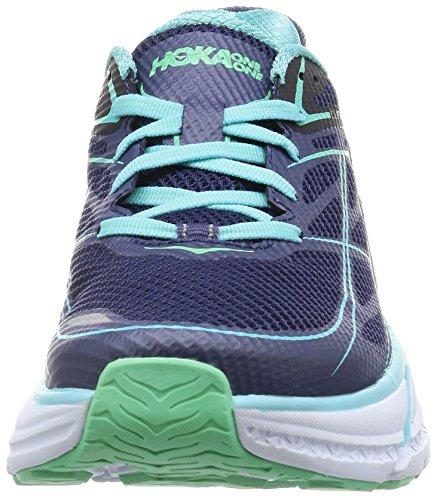 Mujer Azul 3 de Clifton Zapatillas One Hoka Running para qwfBCq