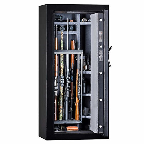 BIGHORN Safe 19.1 CuFt, 30 min Fire Protection, Electronic Lock