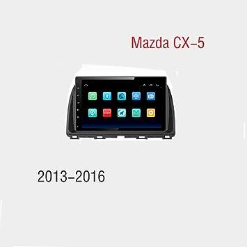 WY-CAR Stereo 10.2 Pulgadas de Coches Android 8.1 Radio Navegador GPS para Chevrolet Mazda CX-5 (2013-2018), WiFi, BT, SWC, Espejo Enlace, multifuncioacute;n (1G + 16G): Amazon.es: Electrónica