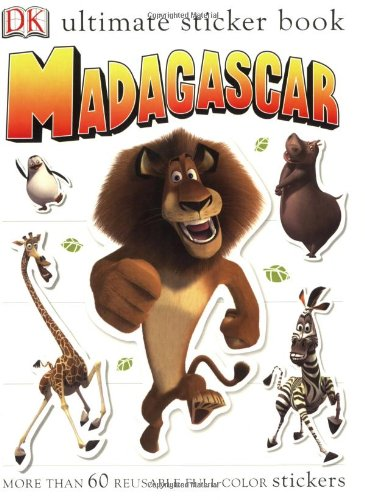 Read Online Madagascar (DK Ultimate Sticker Books) PDF