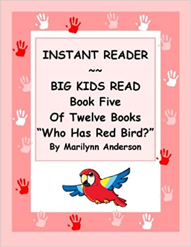 Read INSTANT READER ~~ Big Kids Read Book Five of Twelve Books: