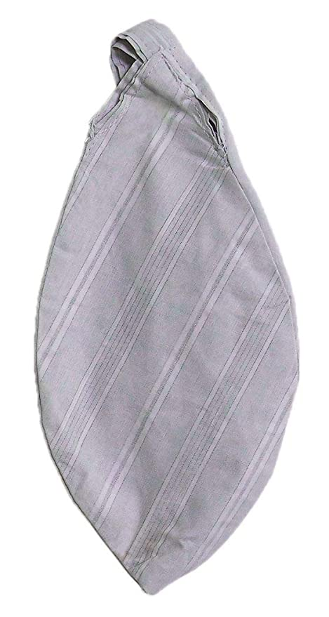 purchase cheap aaf2e 4d941 Buy DollsofIndia Light Grey Japamala Bag - Length - 10 inches (SD46) Online  at Low Prices in India - Amazon.in