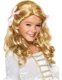 Rubies Gracious Princess Childs Costume Wig, ...