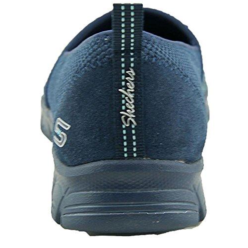 Skechers Damen Ez Flex 3.0 Sneakers Con Soldi Grossi Navy