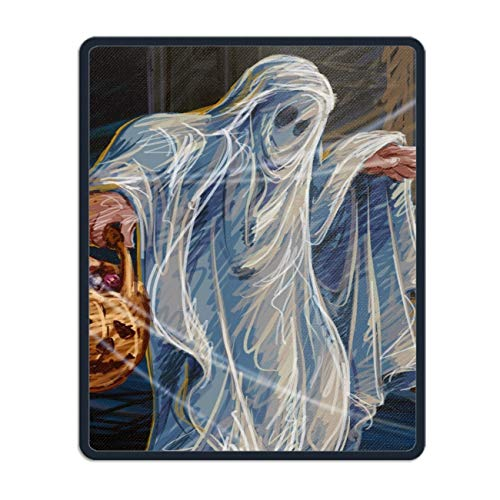 Ghost Halloween Mouse Pad Large Computer Game Mouse Mat