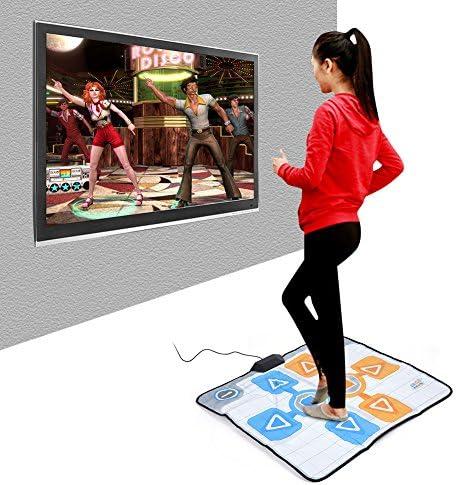 Tapis De Danse Double,Tapis De Danse Souple / - Actualités des Jeux Videos