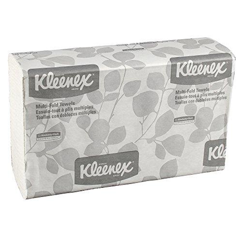 Kimberly Clark Kleenex 1 Ply Multi Fold Towel