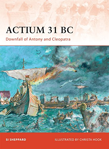 Actium 31 BC: Downfall of Antony and Cleopatra (Campaign)