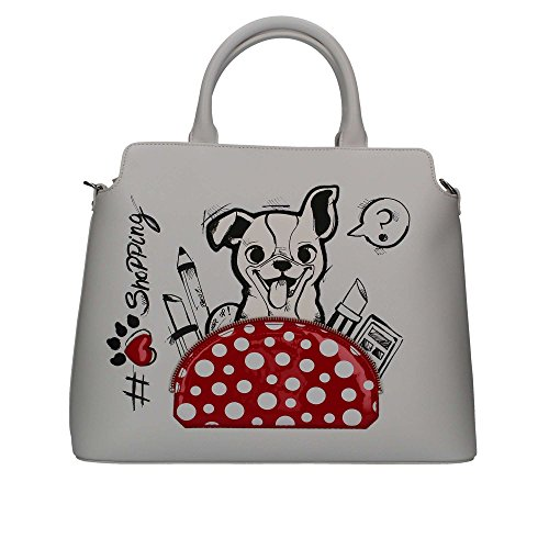 BRACCIALINI Borsa a mano FASHION DOG B11362