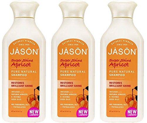 - Jason Bodycare - Apricot Shampoo | 473ml | BUNDLE by Ja...