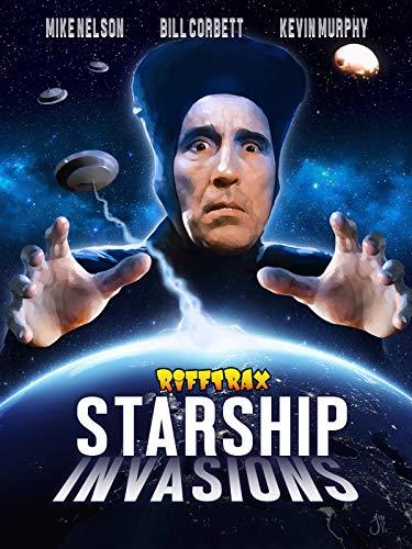RiffTrax: Starship Invasions ()