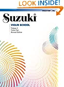 #7: Suzuki Violin School, Vol 2: Violin Part