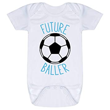 6bfb161e88 Amazon.com  Soccer Baby   Infant Onesie