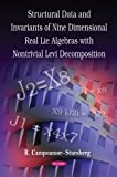 Invariants of Nine Dimensional Real Lie Algebras with Nontrivial Levi Decomposition, R. Campoamor-Stursberg, 1604564970