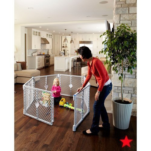 Superbe North States   Superyard XT Portable Playard Low Cost