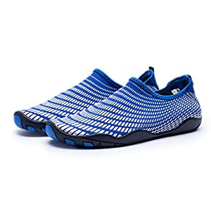 AVADAR Men Women Water Shoes Barefoot Quick Dry Aqua Shoes for Swim Walking Yoga Lake Beach Garden Park Driving Boating.