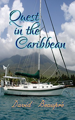 End Grain Specialty (Quest in the Caribbean: A True Caribbean Sailing Adventure (Quest and Crew Book 4))