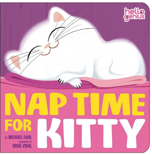 Nap Time Kitty Hello Genius product image