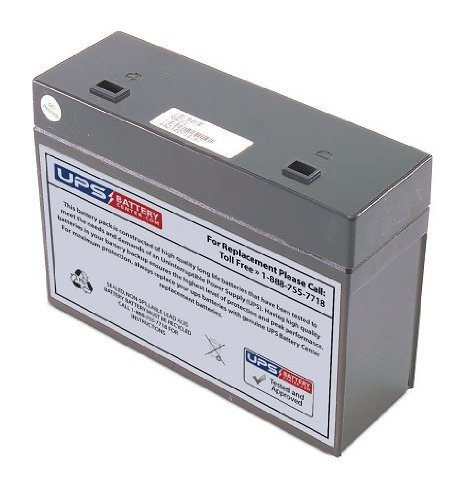 UPS Battery Center BF500 APC Back-UPS Office 500VA BF500 Compatible Battery Replacement from UPS Battery Center