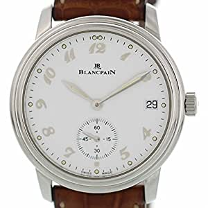Blancpain Villeret automatic-self-wind mens Watch 1161-1127-55 (Certified Pre-owned)