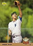 1993 Upper Deck Baseball #449 Derek Jeter Rookie Card